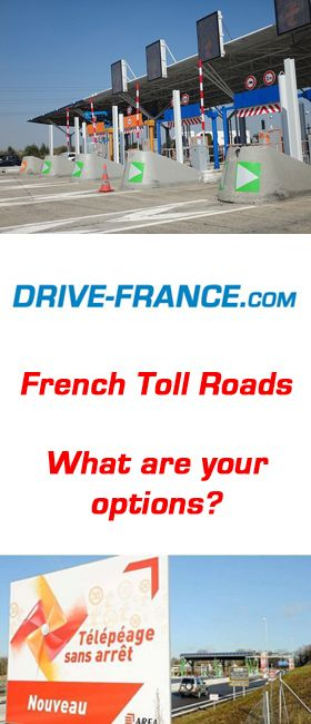 French Toll Roads